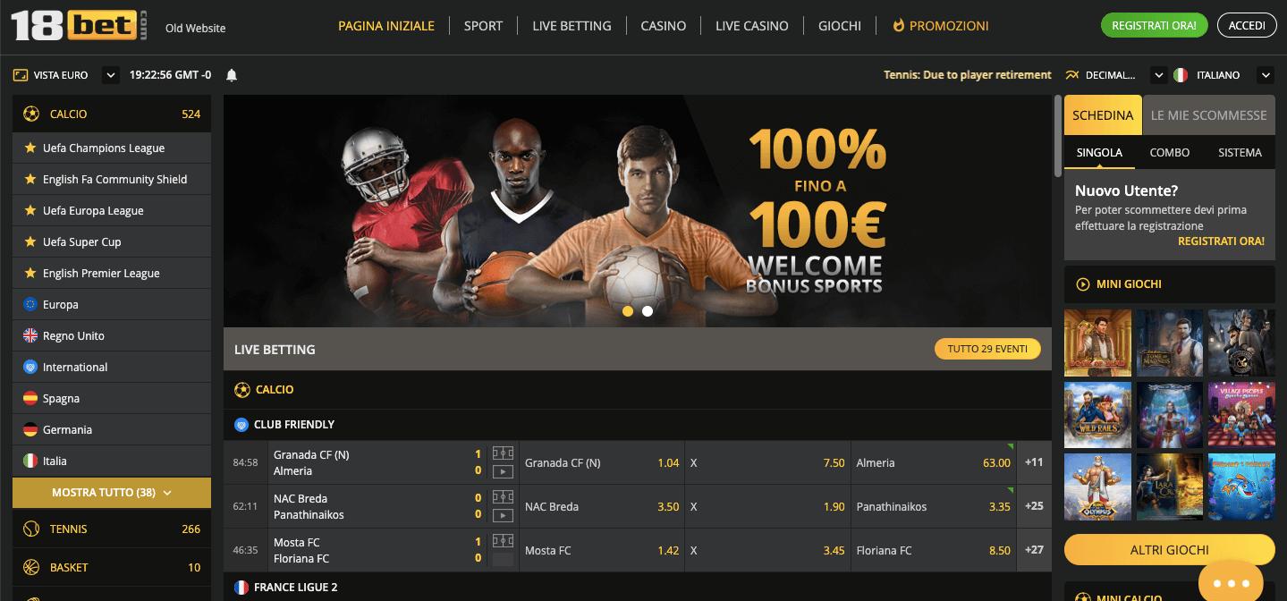 Scommetti scommesse betting website darksiders 2 options binary